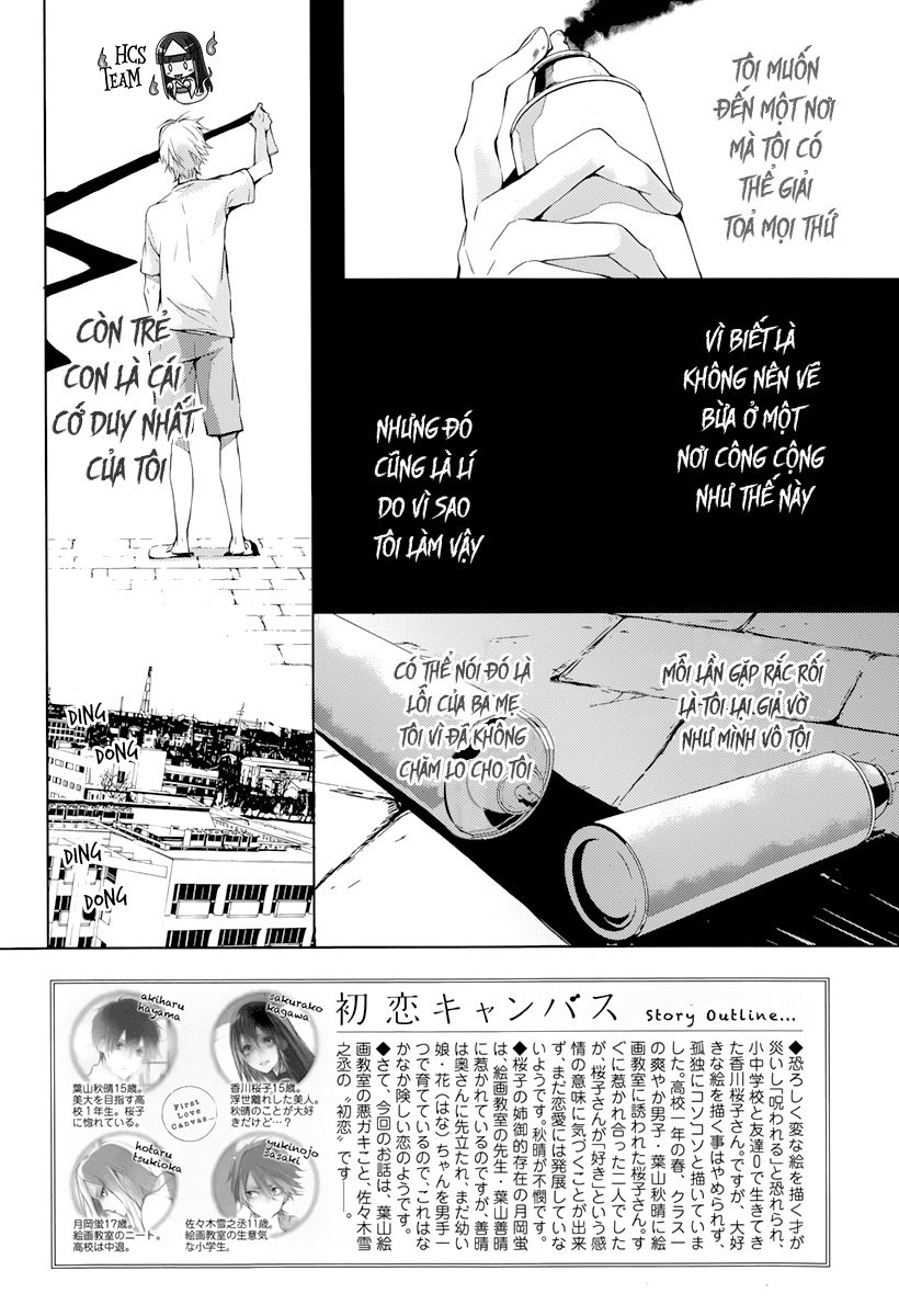 Hatsukoi Canvas Chap 3 - Next Chap 4